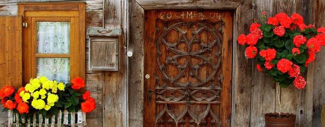 Деревянные дома — особенности зодчества