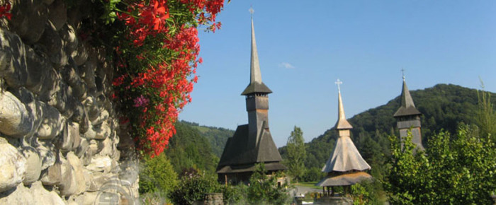 Деревянные церкви Марамуреша