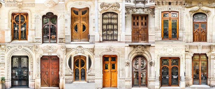 Двери. История появления