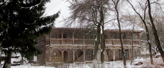 Лямус — старейшая деревянная постройка Беларуси