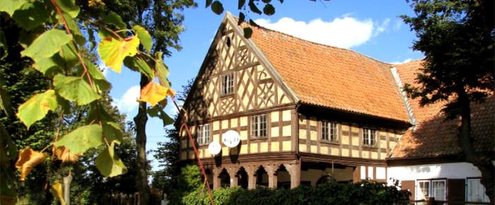 Традиционные дома района Жулавы