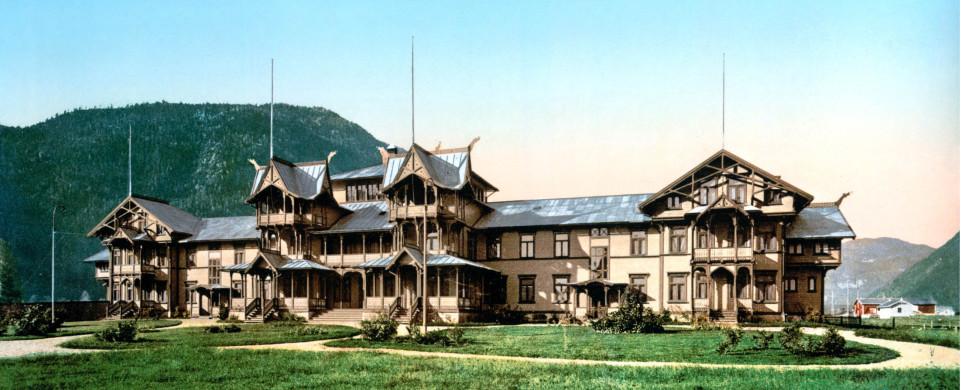 История появления деревянных памятников норвежского «стиля драконов»
