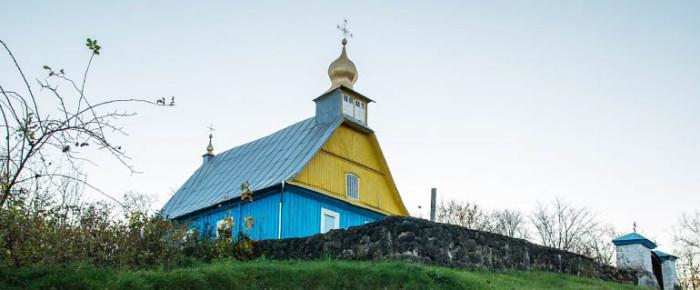 Деревянный декор церковного зодчества