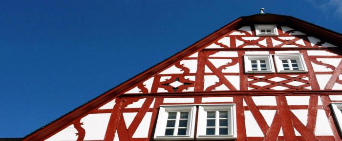 Фахверковая архитектура – история возникновения, технологические особенности