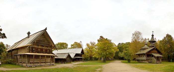Деревянные Витославлицы: там, где корни