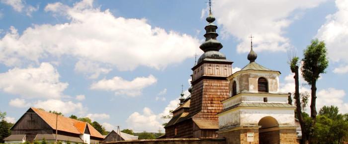 Особенности деревянных церквей лемков