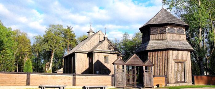 Костел Святого Иосифа в Палуше