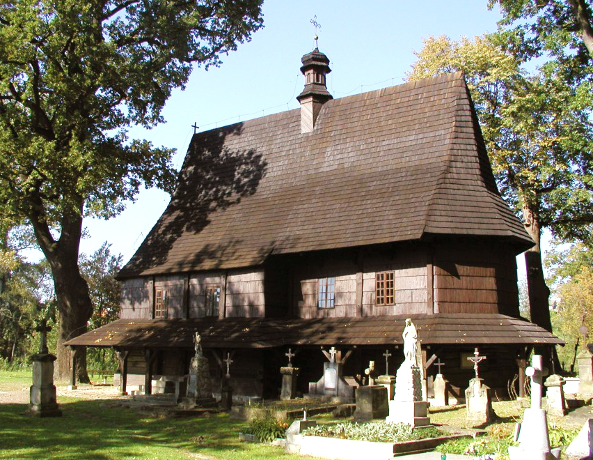 Костел Святого Леонарда