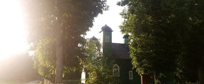 Деревянные мечети Богоники и Крушинян